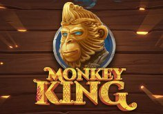 Monkey King Pokie Logo
