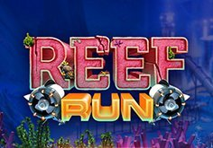 Reef Run Pokie Logo