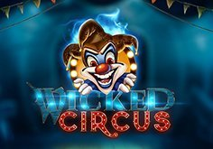 Wicked Circus Pokie Logo